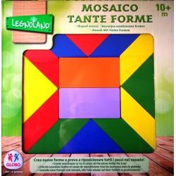Mosaico tante forme