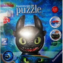 Dragon Puzzle 3D